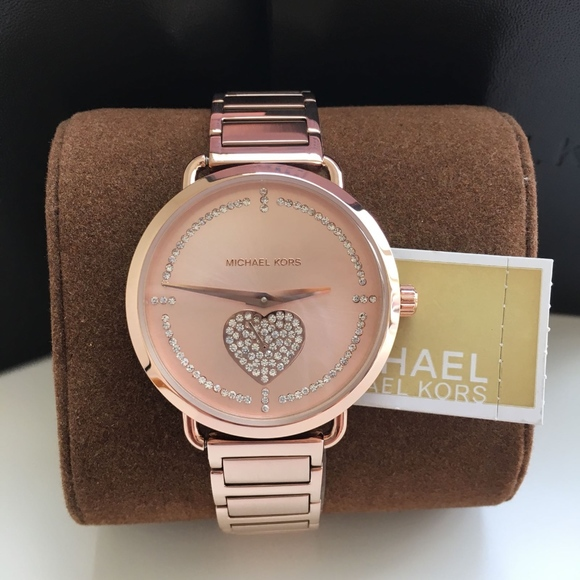 BRAND NEW Michael Kors Portia Ladies Watch MK3827 NWT